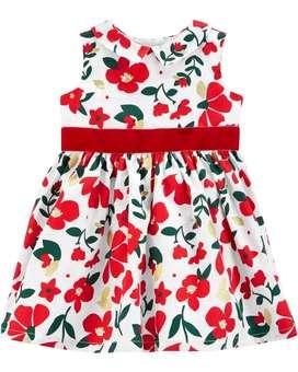 Vestidos Carters para niñas
