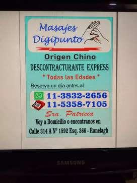 Cursos y seciones de masajes