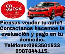 Compra venta y cambio de autos usados