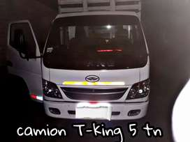 Camion t_king