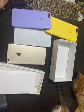 Se vende iphone 6 plus sin display
