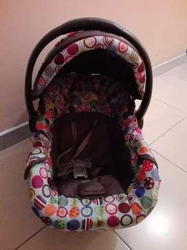 Silla cargadora para bebé