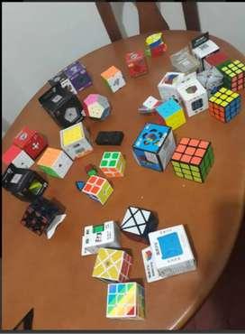 Cubos rubik variados económicos nuevos y usados + clase gratis