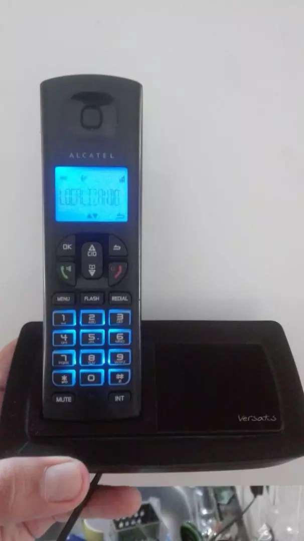 Inalambrico Alcatel de pantalla con altavoz 0