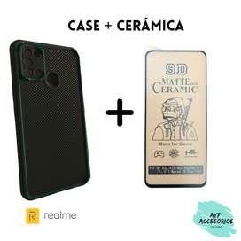 Case Realme + Cerámica
