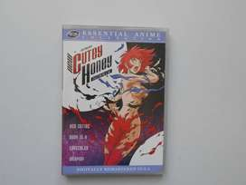 New Cutey Honey DVD completo.