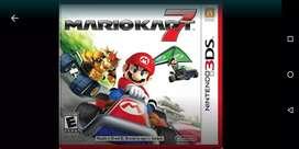 Vendo Mario kart 7