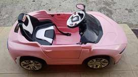 Carro montable PRINSEL rosado