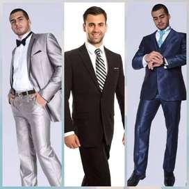 Alquiler de trajes para toda ocasión, grados, invitado, novio, padrino, matrimonio,posgrados