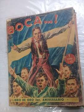 Coleccion de revistas de BOCA, a primera oferta razonable. Años 1945 a 1948