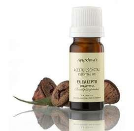 Aceite Esencial de Eucalipto Ayurdevas