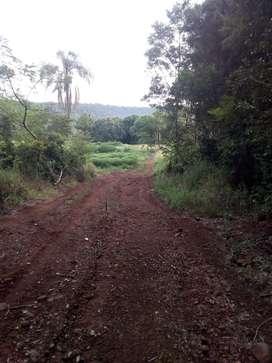 Venta de 7 Hectareas de Chacra en Campo Grande Misiones. Lote 56- C Plano.