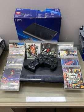 Se vende PS3 de 250 GB