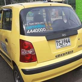 Taxi coopebombas seguridad en transporte
