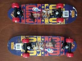 Skateboard Sheriff Woody