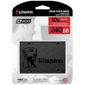 Ssd kingstone 240 gb