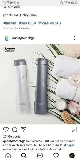 !PROMOCIÓN! PREVENCIÓN DE CAÍDA     (Shampoo + Acondicionador) SATINIQUE