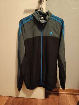 Campera Adidas Impermeable M