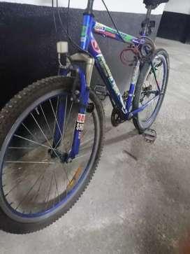 Vendo Bicicleta 200.000 negociables