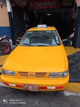 Vendo taxi Nissan Sentra