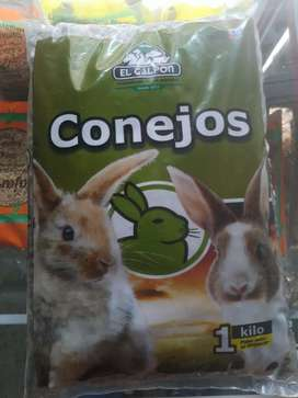 Purina para conejo