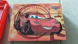 Cars. Disney. Rompecabezas. Mc Queen