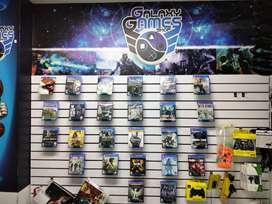 Ventas de videojuegos y consolas