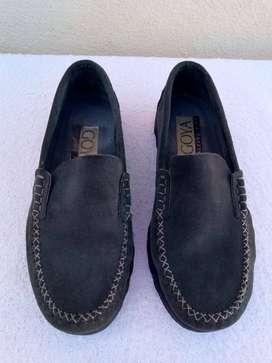 Zapatos Náuticos de Nobuk Marca Goya