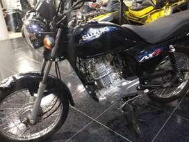 AX4 100 CC SUZUKI