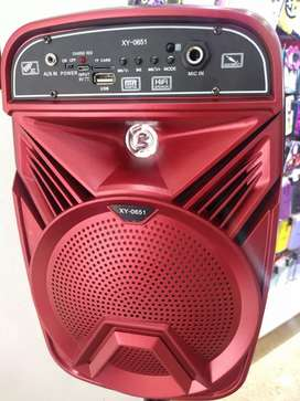 Parlante o cabina Bluetooth inalámbrica