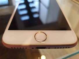 Iphone 7 32GB Rosa Oro Batería 76%. NO PERMUTO
