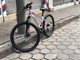 Bicicleta Rin 26 NUEVA ALUMINIO