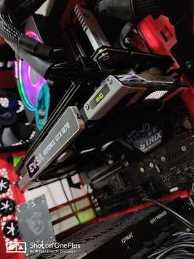 Tarjeta video gráfica GTX 1070 EVGA SC 8GB DDR5