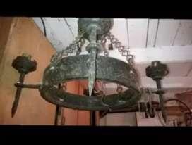 Araña hierro