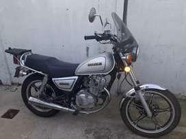 Suzuki GN 125 H 125cc 2015