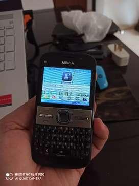 Nokia e5, field test - net monitor para pruebas v&d, excelente estado