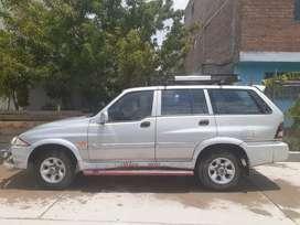 Camioneta Daewoo