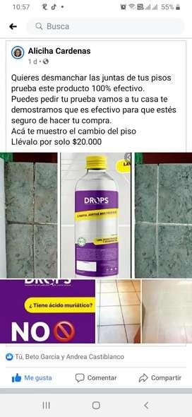DESMANCHADOR DE JUNTAS DROPS