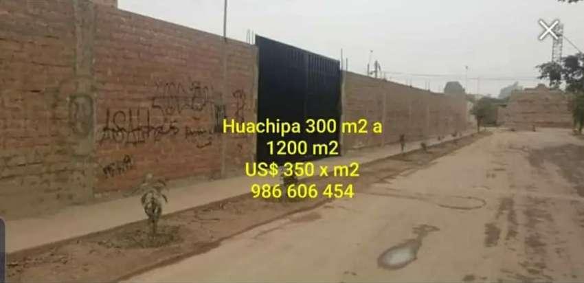 HUACHIPA DE 300 A 1200m2 INVIERTE Y GANA CON ESTA PROPIEDAD 100% SEGURO 0