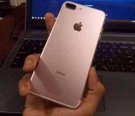 De venta o Cambio Iphone/7plus 128 gb 10/10