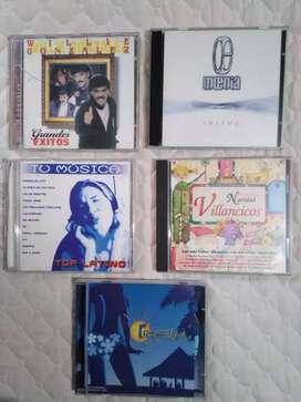 CDS TODOS ORIGINALES