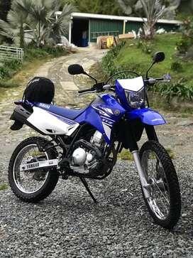 Xtz 250 mod 2020