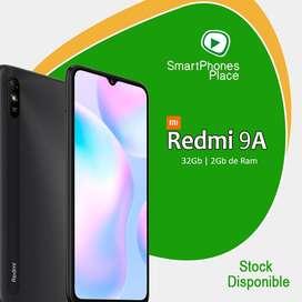 Xiaomi Redmi 9A De 32Gb 2Gb de Ram   Nuevo Caja Sellada   Garantía   Somos tienda Física