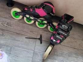 patines de linea