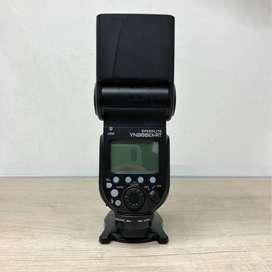 Flash Yongnuo para canon YN968EX-RT 1.Producto de segunda mano, estado 10/10