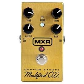 Mxr Custom Badass Modificado O.d. M77