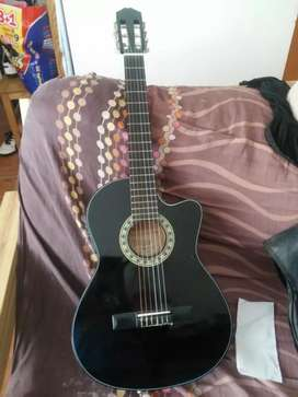 Guitarra electroacústica Texas