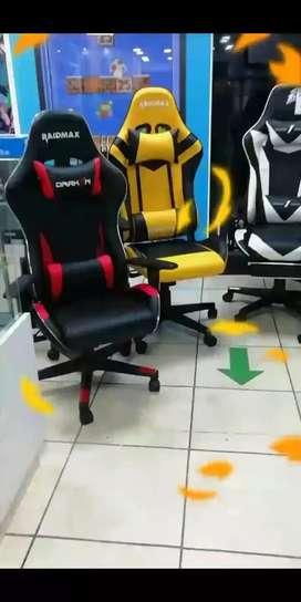 En venta los mejores modelos en sillas Gamer!!!