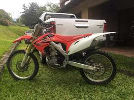 Vendo crf 250r
