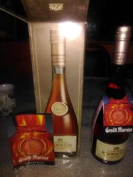 Botella de cocñag MARNIER